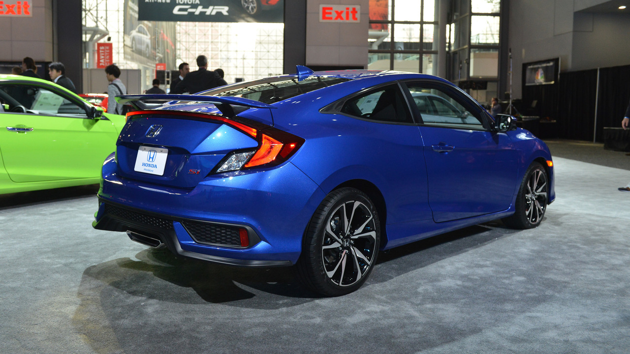 2017 honda civic si starts at 24 775. Black Bedroom Furniture Sets. Home Design Ideas