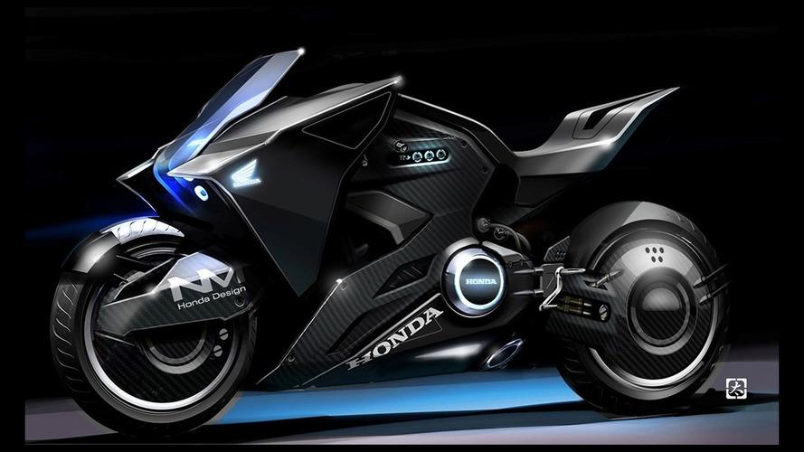 Moto futurista da Honda será pilotada por Scarlett Johansson em filme