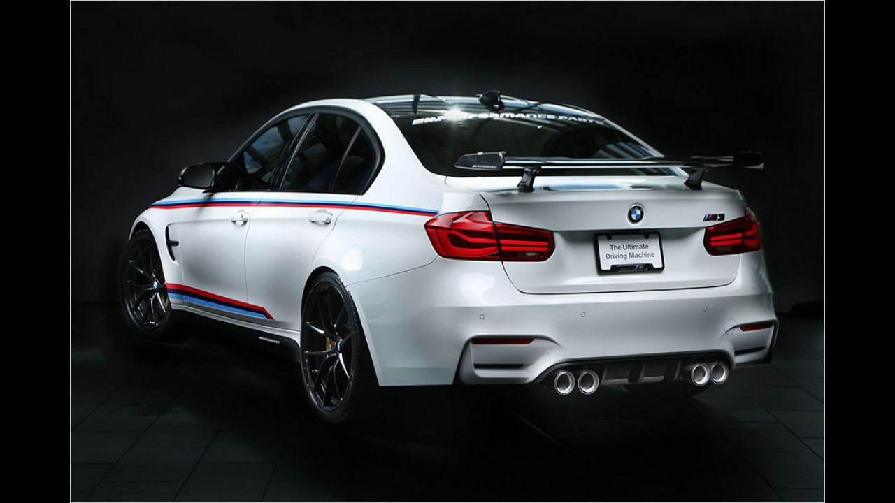 BMW M3 ,M Performance