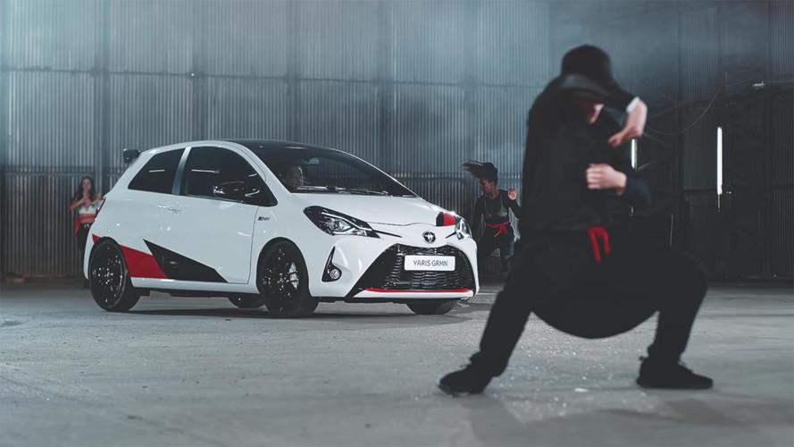 Toyota Yaris GRMN'ye
