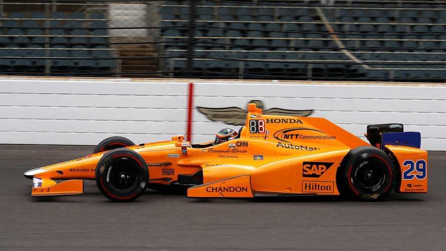 Fernando Alonso, McLaren-Honda-Andretti