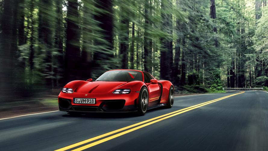 Porsche 918 Successor Must Wait For Breakthrough Battery Tech