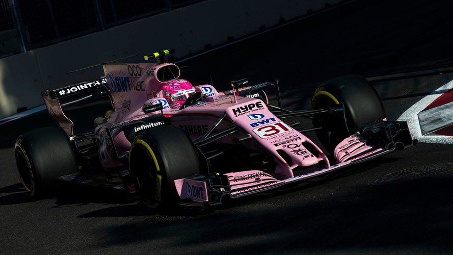 Force India da el primer paso para cambiar su nombre a Force One