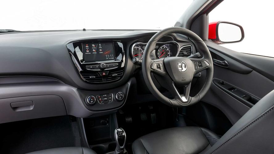 2017 Vauxhall Viva
