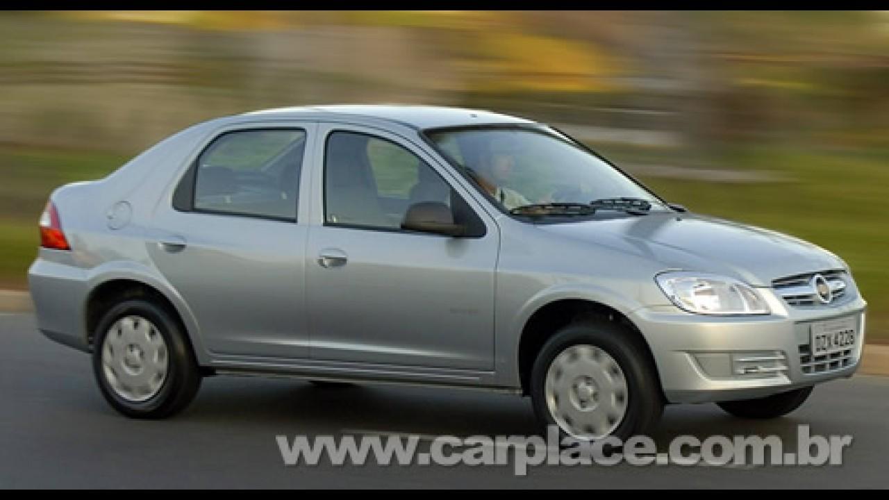 Chevrolet Prisma com motor 1.0 VHCE chega semana que vem por R$ 27.800