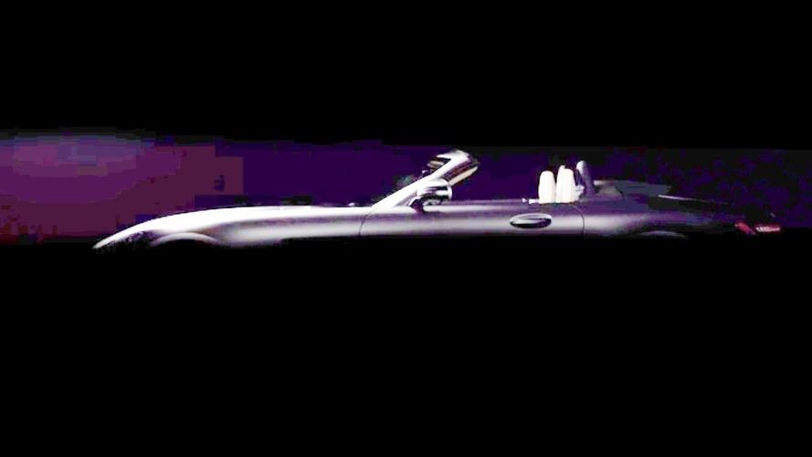 Mercedes-AMG GT C Roadster : premier aperçu !