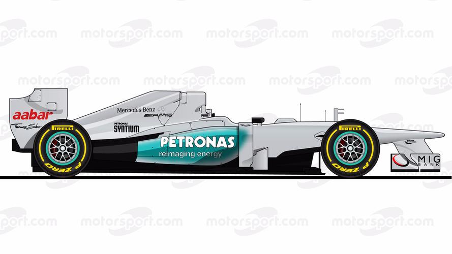 Michael Schumacher'in kullandığı 20 Formula 1 aracı