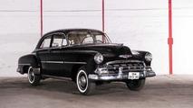 Lot 68 - 1952 Chevrolet Deluxe Sedan