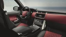 2017 model Land Rover Range Rover
