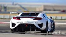 Deux Acura NSX GT3 pour le Michael Shank Racing en IMSA en 2017