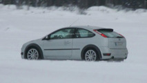 Ford Focus RS spy photos