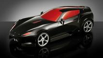 Ferrari Daytona anterior
