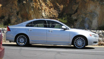 New Volvo S 80 Uncovered Spy Photos