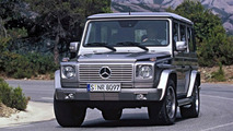 Mercedes G 55 AMG Now with 500hp