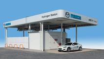 Mazda Hydrogen Filling Station