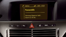 OnStar breakdown service with tele-diagnosis