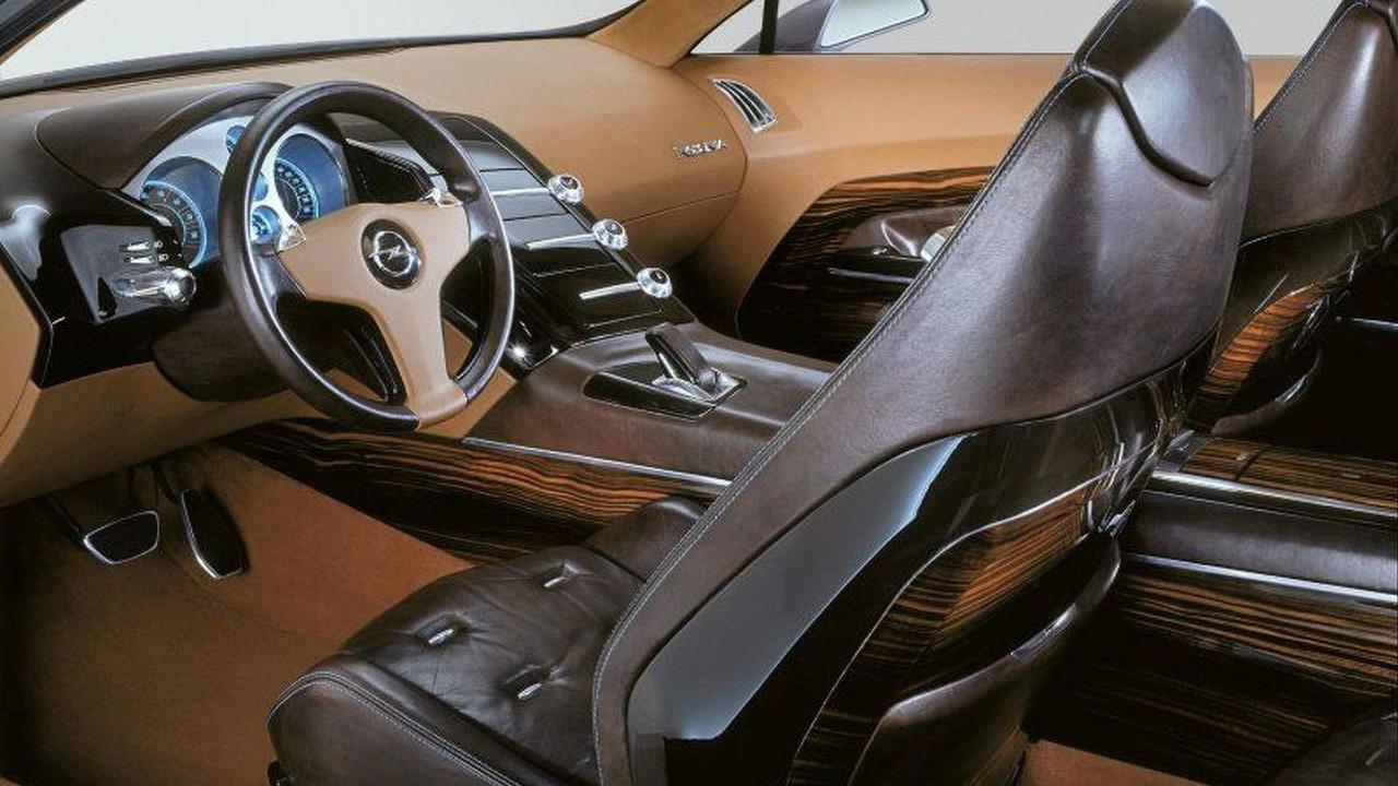 Opel Insignia Interior