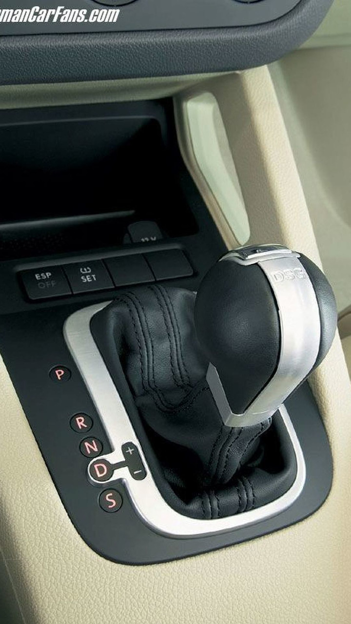 Volkswagen Golf GTI with DSG