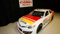 Toyota reveals 2013 NASCAR Sprint Cup Series Camry
