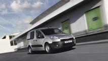 Peugeot Partner goes electric