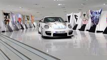 Porsche 911 GT2 gets the art car treatment