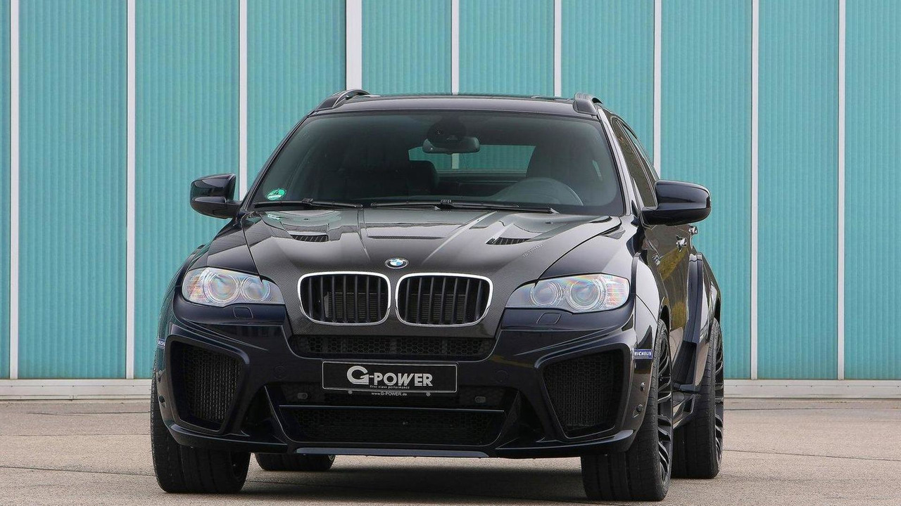 G-Power X6 M Typhoon wide-body - 30.11.2011