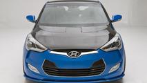 PM Lifestyle Veloster Hyundai Veloster for SEMA - 2.11.2011