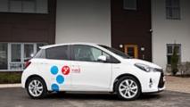 Yuko, il car sharing Toyota sbarca a Venezia