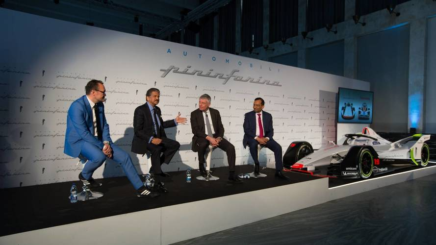 Pininfarina annonce une hypercar électrique pour 2020