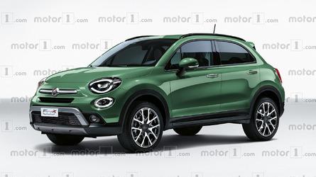 Projeção: Fiat 500X receberá retoques no visual ainda neste ano