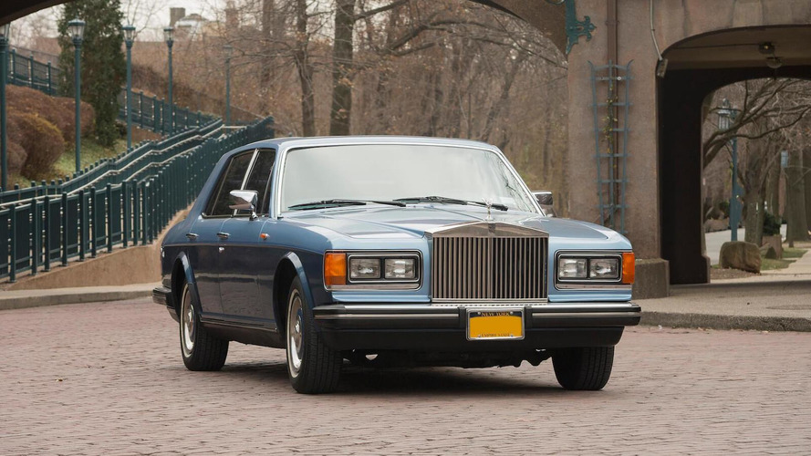 Rolls-Royce Silver Spirit de Michael Caine