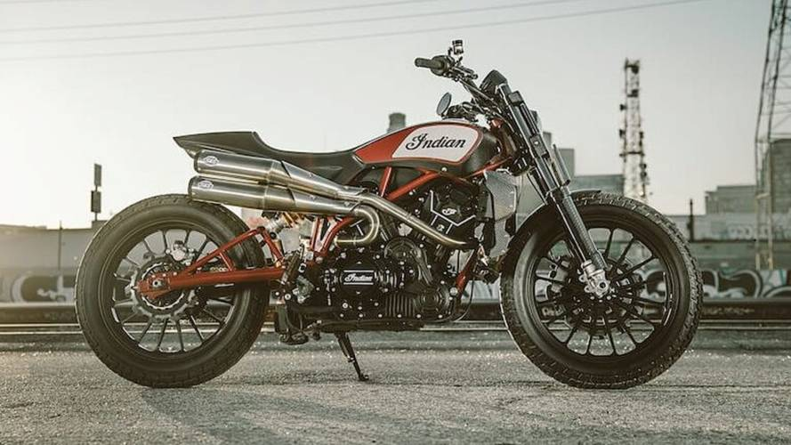 Indian Motorcycle Confirms FTR 1200