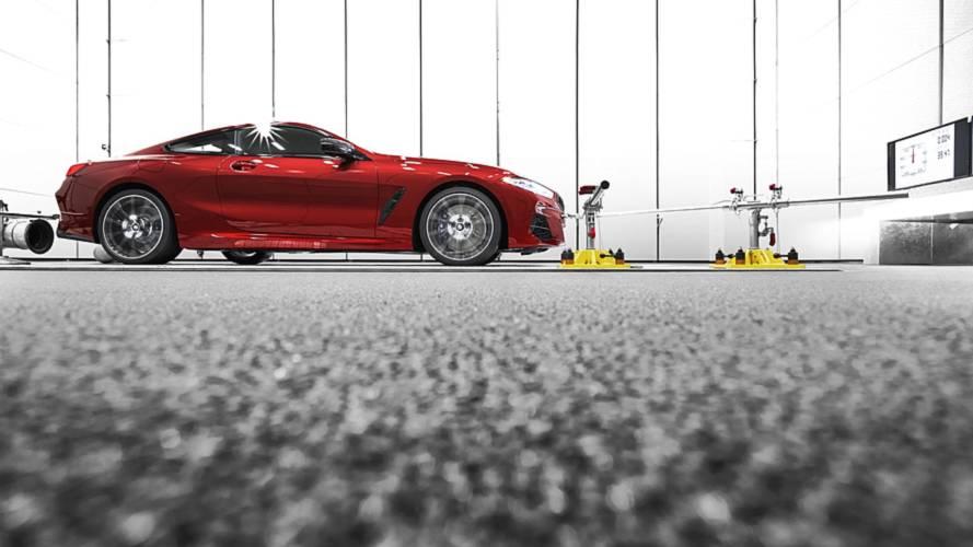 2019 BMW 8 Serisi Coupe üretim