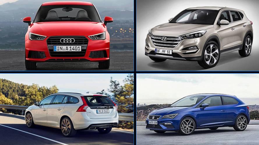 7 coches nuevos y baratos para comprar estas vacaciones