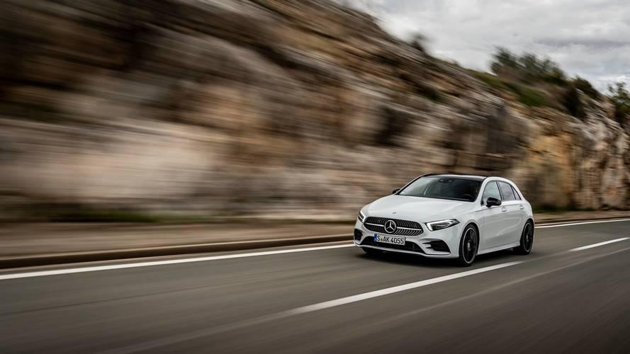 Un nouveau diesel Renault pour la Mercedes Classe A