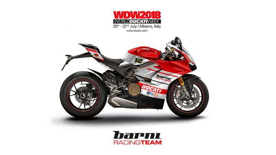 Ducati subastará las motos de la Carrera de Campeones del WDW 2018