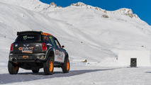 Guerlain Chicherit and MINI team up to nail the world's first backflip in a car