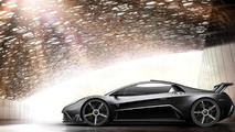 Tushek Forego T700 shows its rear in new official photo
