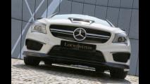 Mercedes CLA 45 AMG by Lowenstein