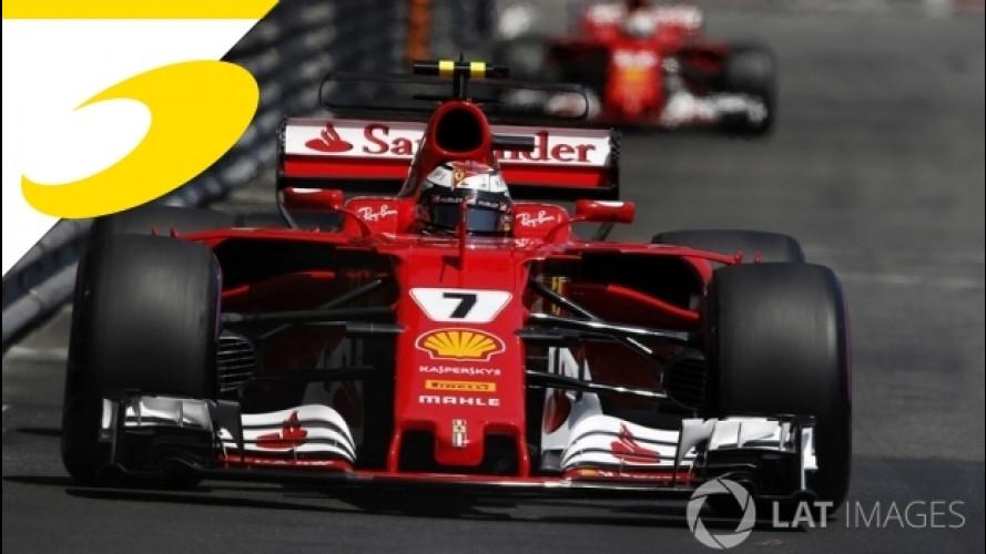 Formula 1, il GP di Monaco ha sancito il sorpasso Ferrari