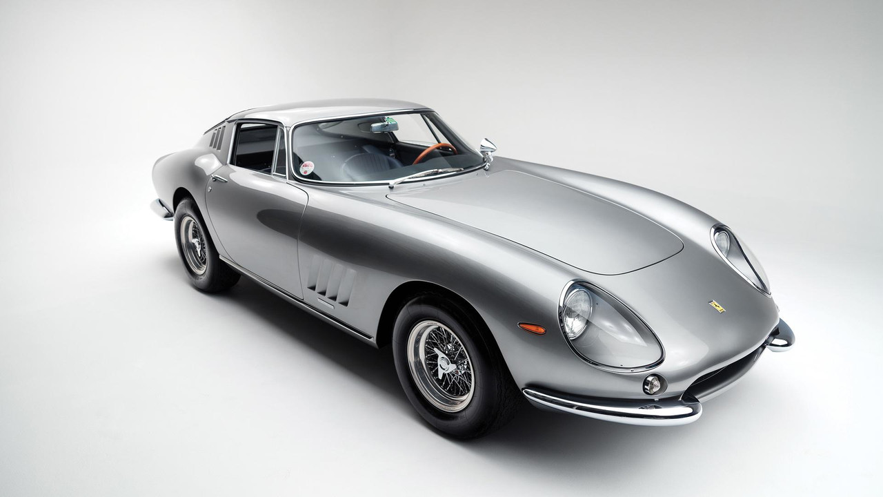 Ferrari 275 GTB/6C Alloy de 1965 – 3'275'470 euros (3'575'000 $)