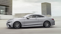 Mercedes-Benz S 560 Coupé 2018