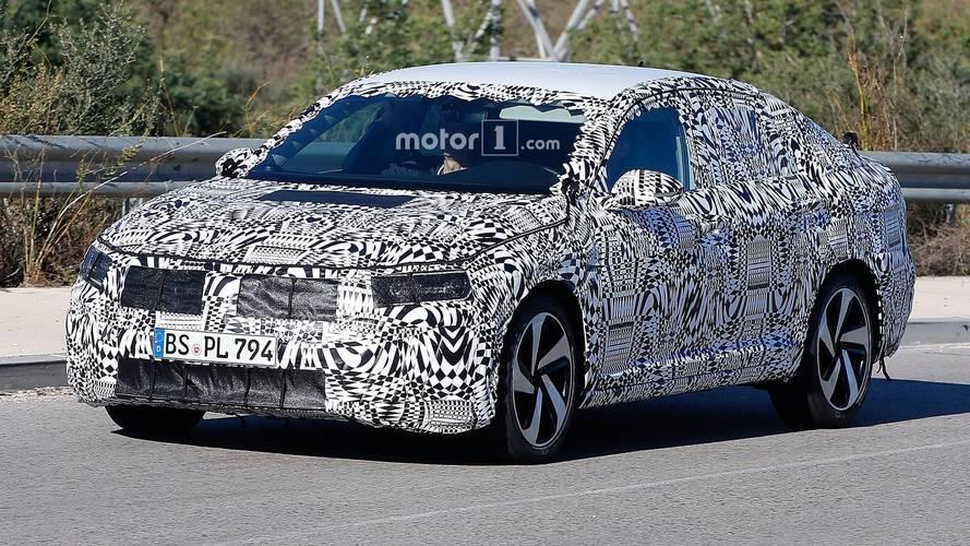 2019 VW Jetta GLI spy photos