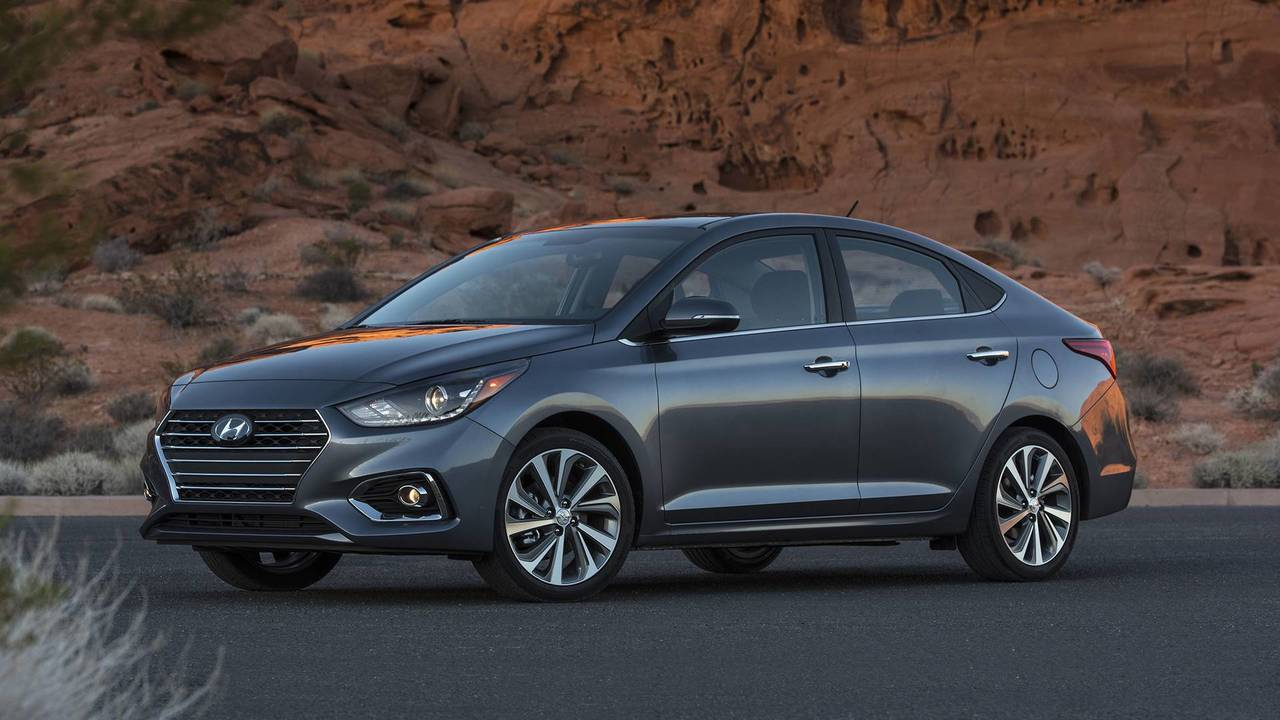 2018 Hyundai Accent Priced At 14 995