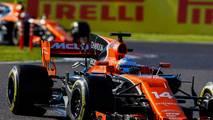 Fernando Alonso McLaren 2018