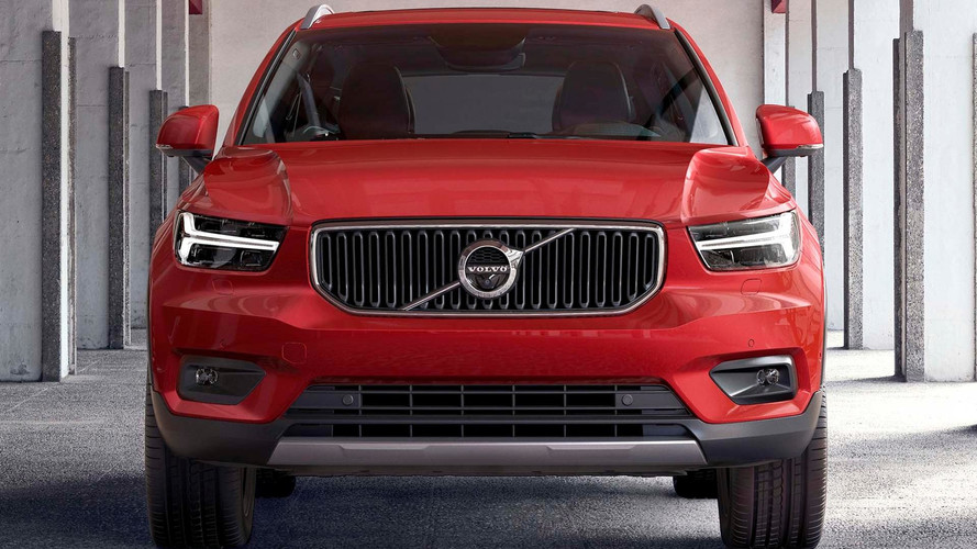 2018 volvo usa. unique usa 2018 volvo xc40 and volvo usa