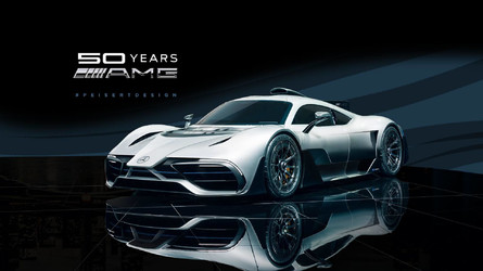 Does Mercedes Project One Look Better With An F1-Inspired Nose?