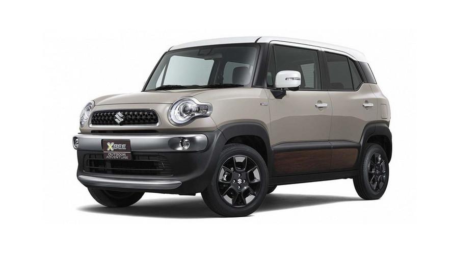 Suzuki e-Survivor concept to make its debut in Tokyo