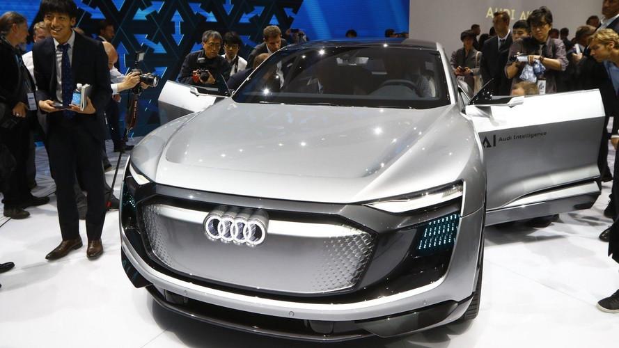 Audi Elaine Concept - L'e-tron Sportback évolue encore