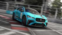 2018 Jaguar I-Pace eTrophy